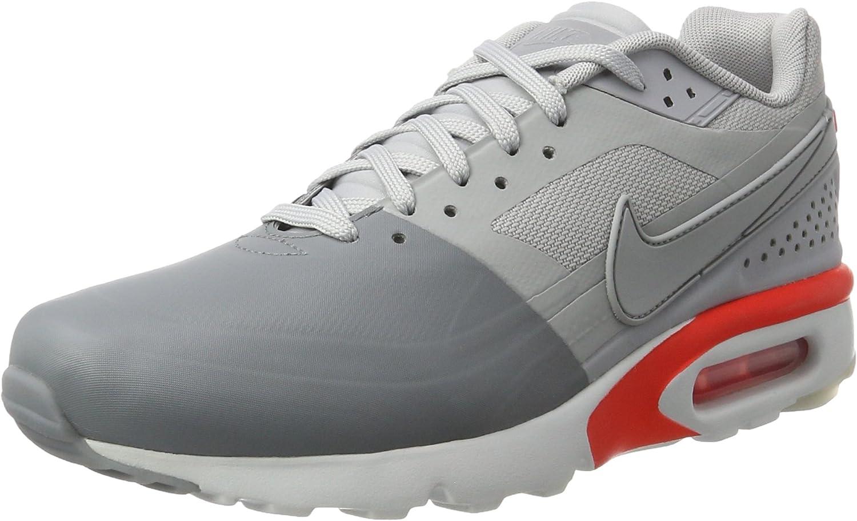 Nike Men's Air Max BW Ultra SE Cool グレー/Wolf グレー Wolf グレー Running Shoe 9 Men US