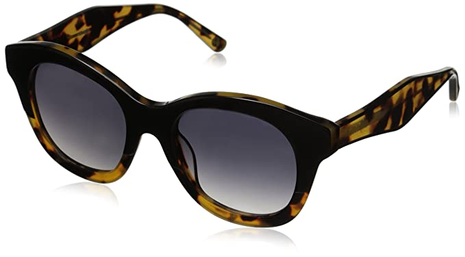 13dd60b662 Amazon.com  Kensie Women s Callie Round Sunglasses