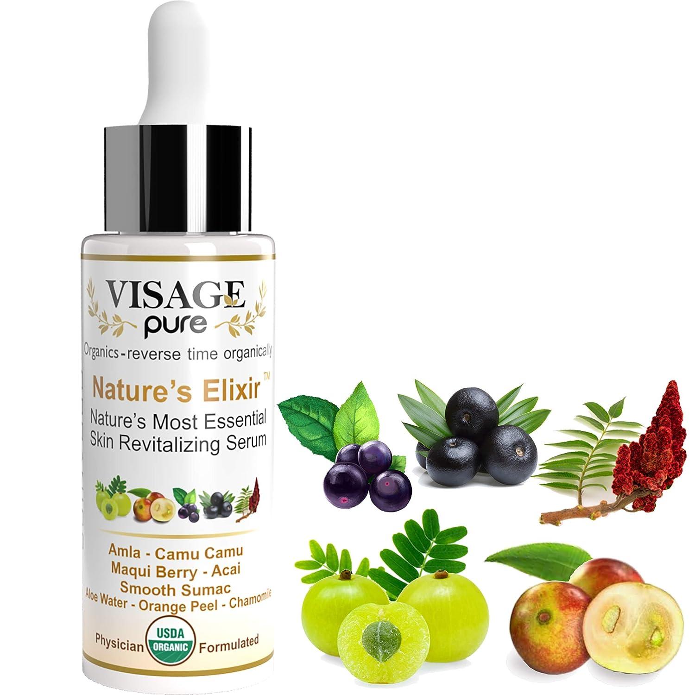 Visage Pure - Nature's Elixir