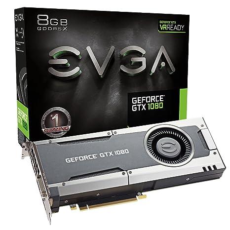 Amazon.com: Tarjetas gráficas EVGA GeForce GTX 1080 ...