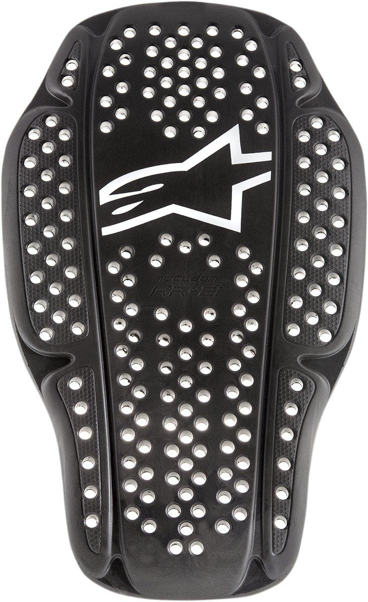 Alpinestars Men's 6501615-10-M Back Protection Foam (Nucleon Kr-2I M) (Black, Medium) by Alpinestars