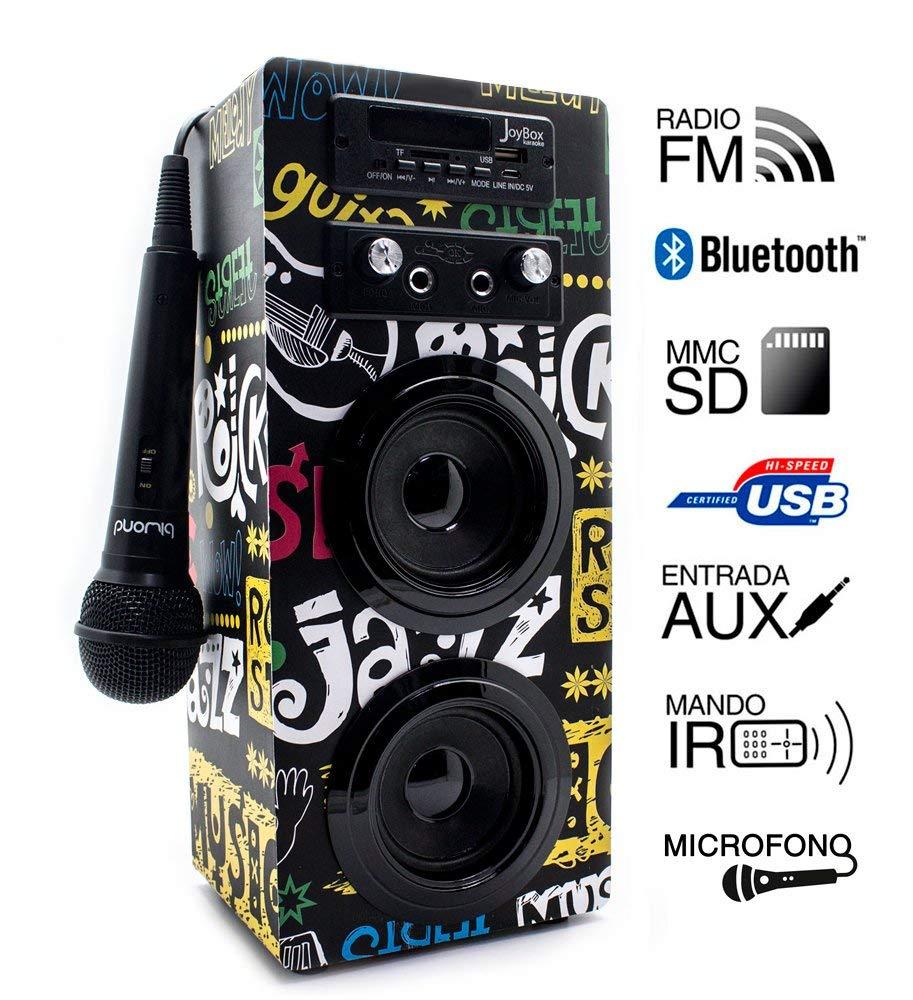 JoyBox Karaoke Bluetooth Band Biwond