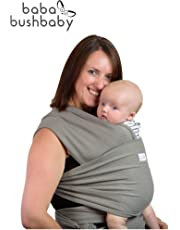 Baby Sling Wrap Carrier (Khaki)