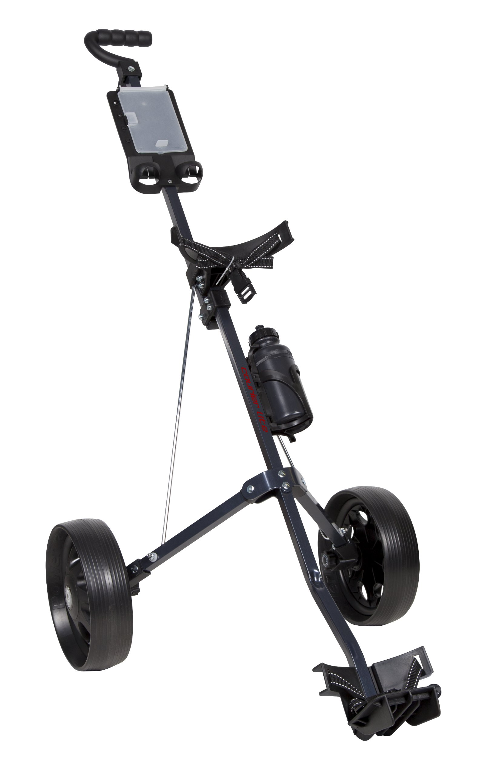 Pinemeadow Golf Courier Lite 2 Wheel Golf Cart by Pinemeadow Golf