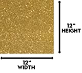 Premium Glitter Cardstock Paper - 20 Sheet Pack