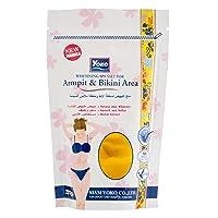 YOKO Whitening Spa Salt For Armpit & Bikini Area 220g. White