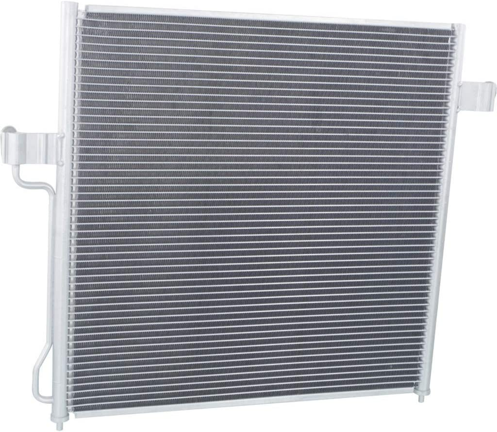FO3030221 6L2Z19712AA Replaces DPI# 3588,4715 Aluminum Core Material For Ford Explorer A//C Condenser 2006 07 08 09 2010