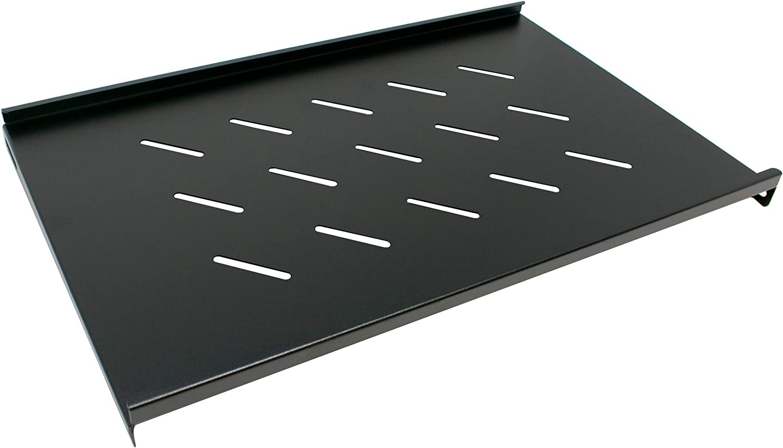 I-CHOOSE LIMITED Ripiano per Armadio Dati Fisso Ventilato 1U Cantilever Profondo 250 mm