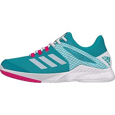 online store 089cf 11a97 adidas Womens Adizero Club 2 W Tennis Shoes, Multicolour (Multicolor 000),  ...