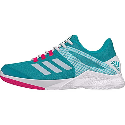 adidas Adizero Club 2 W, Chaussures de Tennis Femme: Amazon ...
