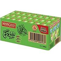 MARIGOLD JASMINE GREEN TEA LESS SUGAR, 250ml, (Pack of 24)