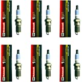 New Set of 6 Motorcraft SP433 Spark Plugs for Mercury, Ford and Lincoln 1997-2009