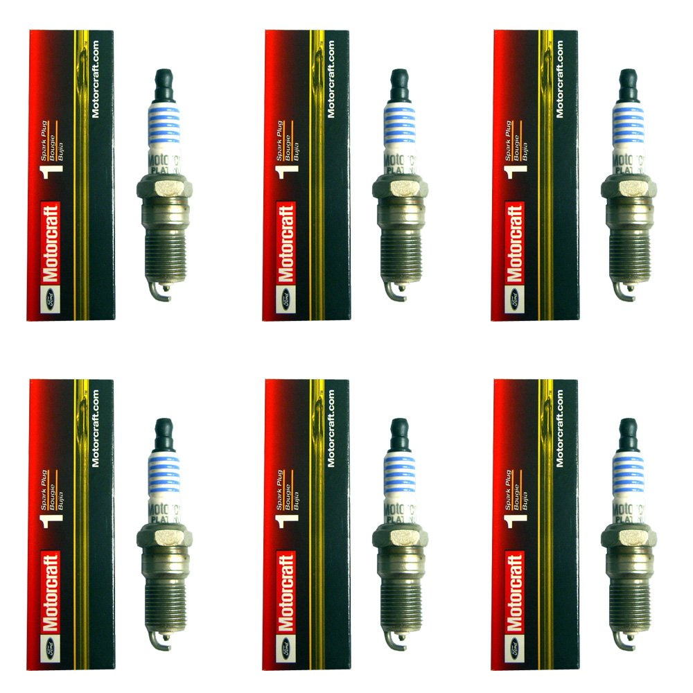 Amazon.com: New Set of 8 Motorcraft SP433 Spark Plugs for Ford,Lincoln and Mercuty 1997-2009: Automotive