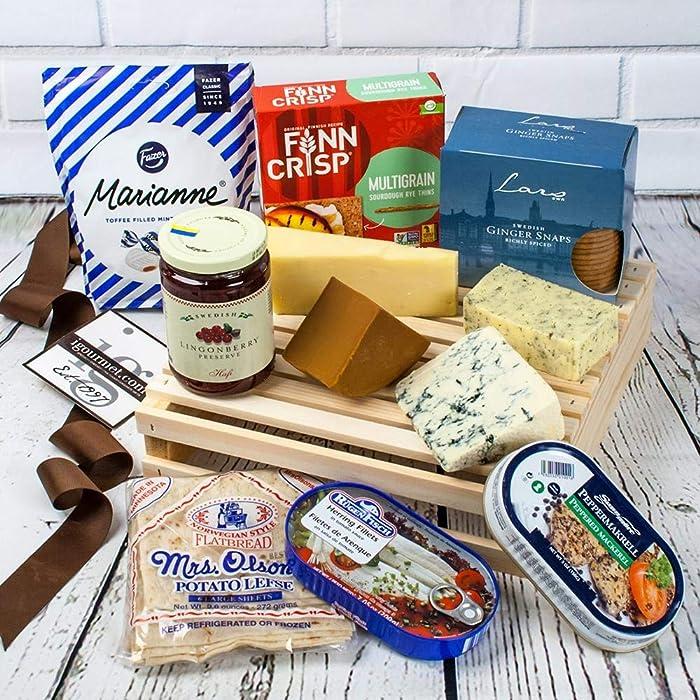 Top 10 Norwegian Food Gift Basket