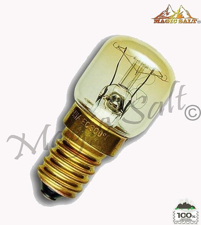 Himalayan Rose Sel Cristal de Roche Lampe naturel ionisant lampes avec tous les accessoires