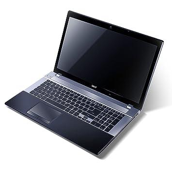 Acer Aspire V3 771G-53218G50BDCaii - Ordenador portátil (Portátil, Gris, Concha, 2.5 GHz, Intel Core i5, i5-3210M): Amazon.es: Informática