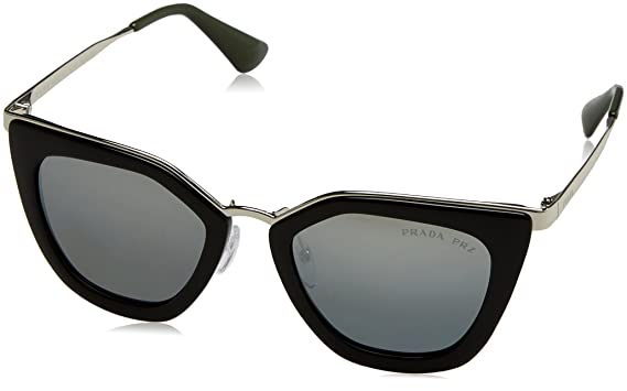 1d53ac0fe71 Amazon.com  Prada Women s PR 53SS Sunglasses 52mm  Clothing