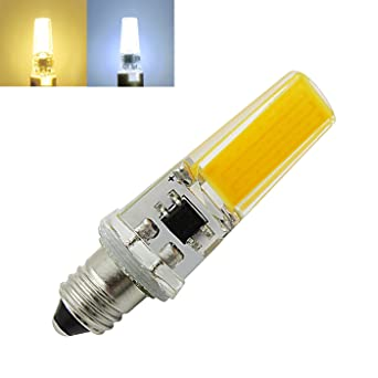 Pack de 10, E11 LED de intensidad regulable bombilla 220 V – 240 V 2