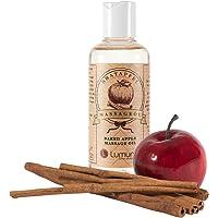 Aceite de masaje erótico con fragancia navideña a