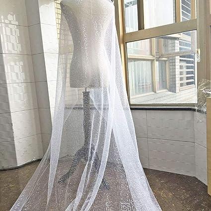 White flower bridal wedding trim Lace trim Corded lace applique Wedding dressveil appliques White lace applique 0.5 inches black lace