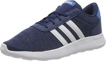 adidas Lite Racer K Dark Blue/White