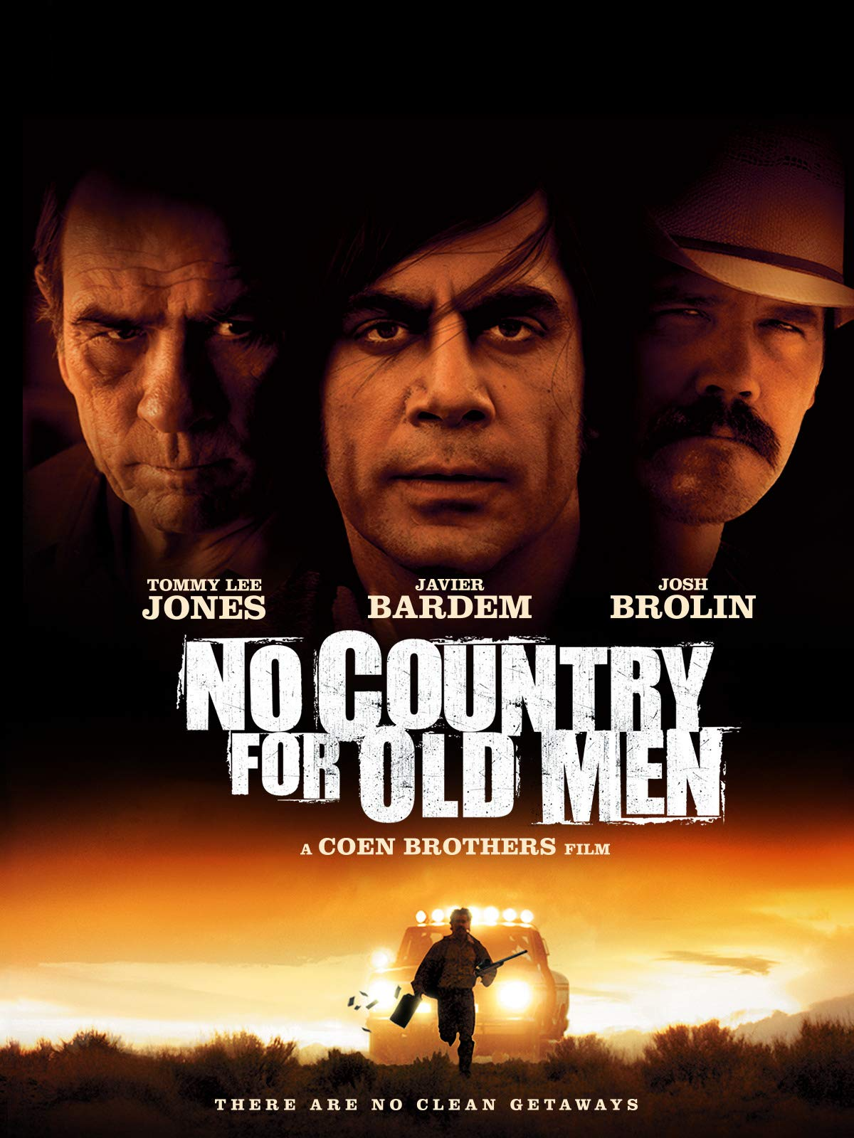No Country For Old Men on Amazon Prime Video UK