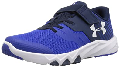 820cebd712a96 Under Armour Kids' Boys' Pre School Primed 2 Adjustable Closure Running Shoe