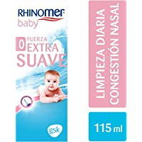 Rhinomer Baby - Spray nasal 100% agua