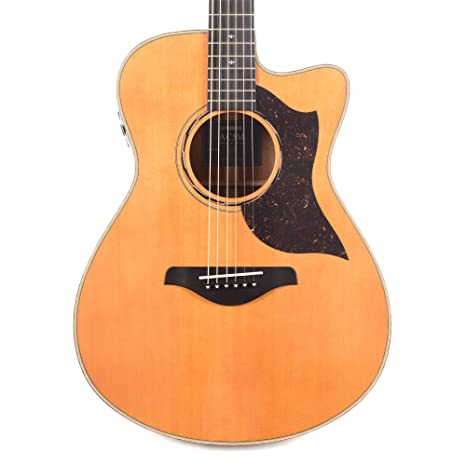Yamaha A-Series A5 M Cutaway Guitarra Electroacústica Dreadnought ...