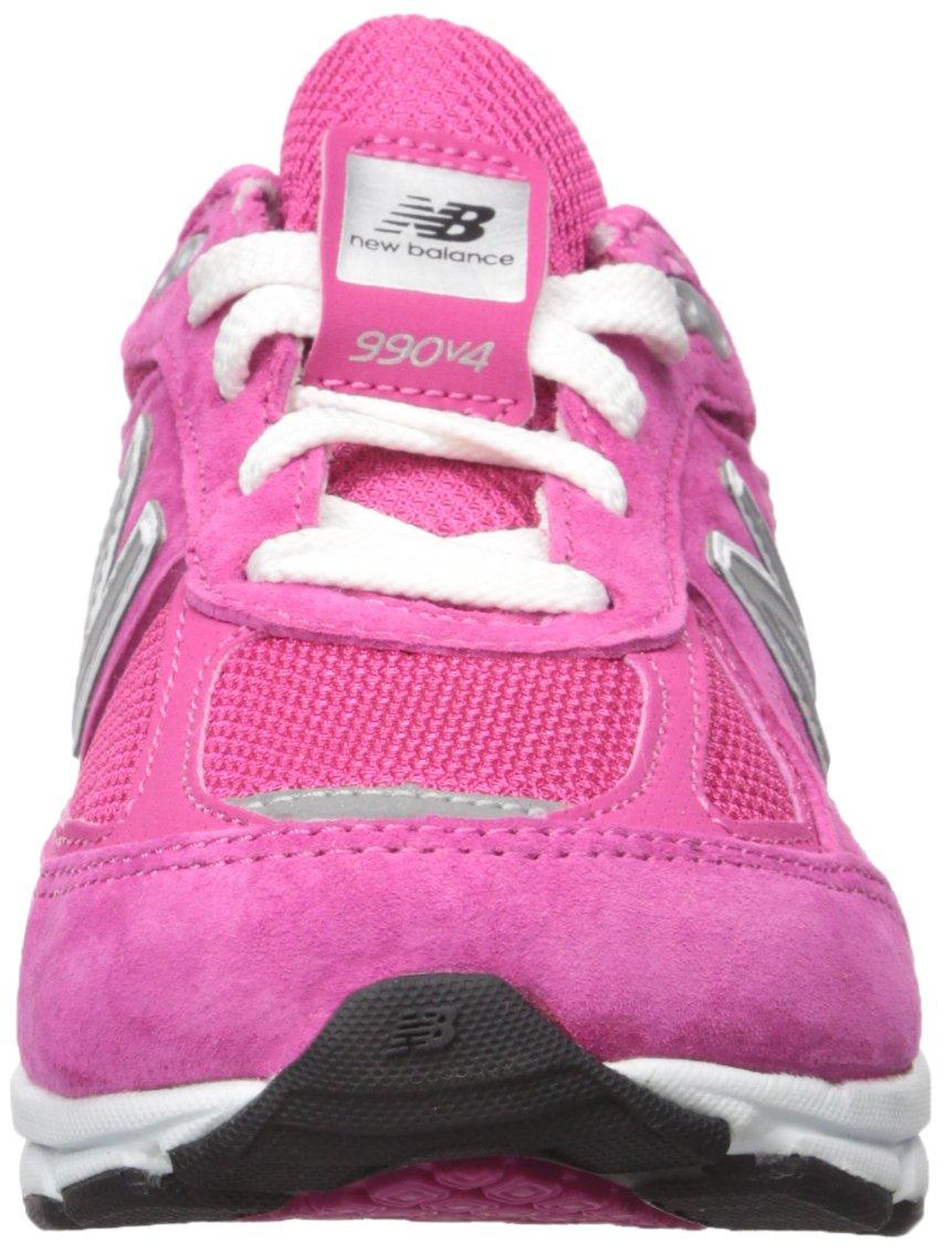 New Balance KJ990V4 Running Shoe , Pink/Pink, 1 M US Little Kid by New Balance (Image #4)