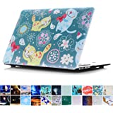 MacBook Pro 15 Case, PapyHall MacBook Pro Art Printing Collection Case Plastic Coated Hard Shell Protective Case Cover for Apple MacBook Pro 15 inch (Model : A1286) - Cats