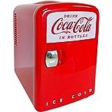 DOHE - mod. 50295–Mini frigorifero con logo Coca-Cola