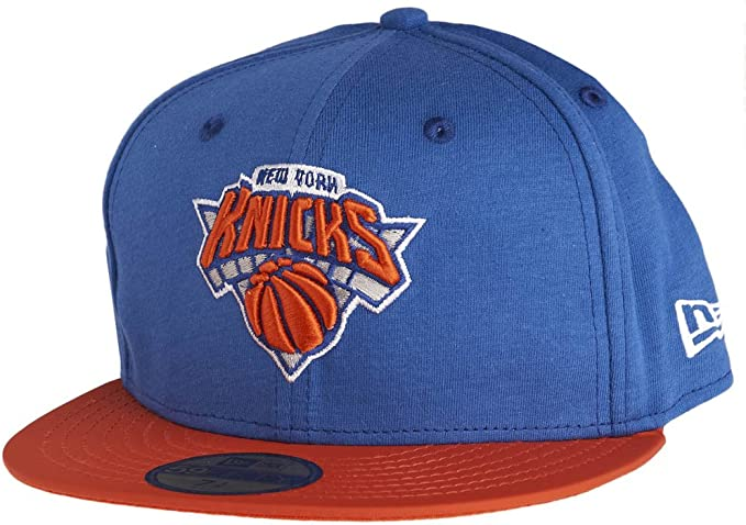 Gorra New Era: Jersey Pop New York Knicks BL/OR 7.1/8: Amazon.es ...