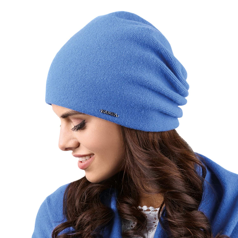 Kopfbedeckung Wintermütze Fein Kamea Frascati Damen Mütze