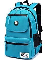 35dd6eef3545 SUPA MODERN® Unisex Nylon School Bags Waterproof Hiking Backpack Cool Sports  Backpack Laptop Rucksack School
