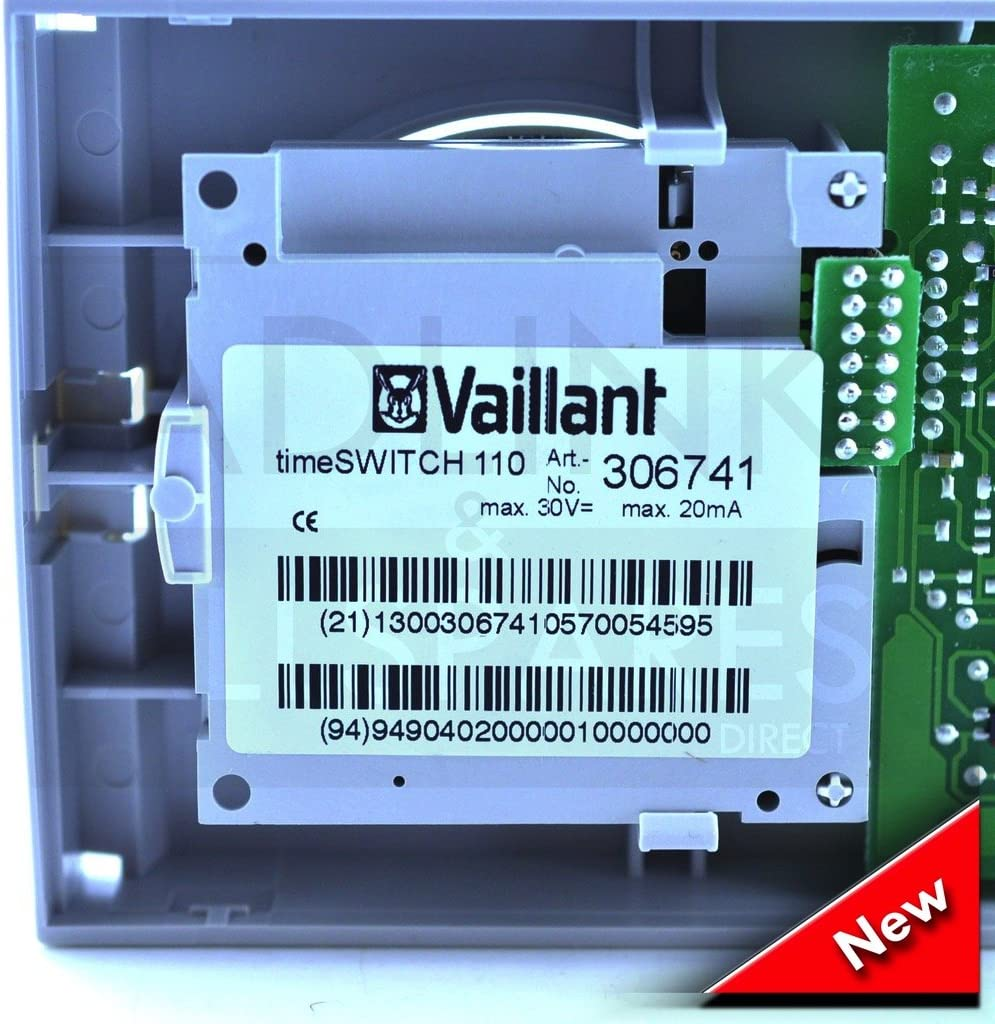 VAILLANT TIMESWITCH 110 306741