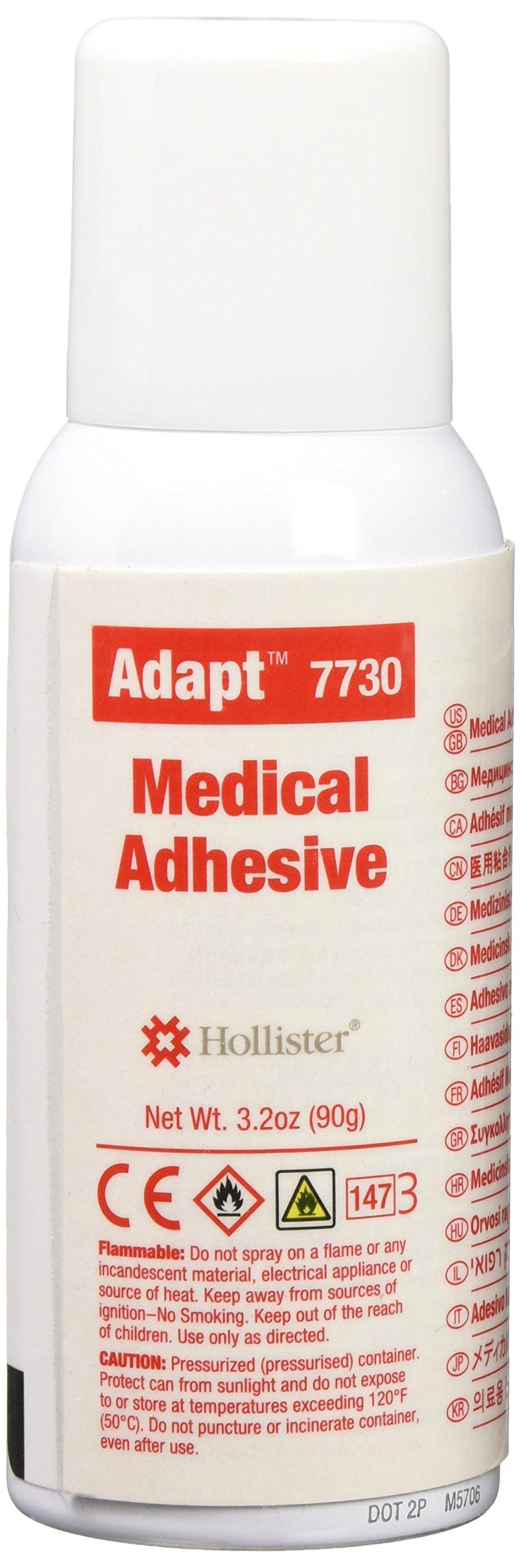 Hollister Medical Adhesive, HOL7730, 3.8 Ounce