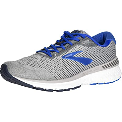 Brooks Adrenaline GTS 20 Grey/Blue/Navy 10 | Road Running