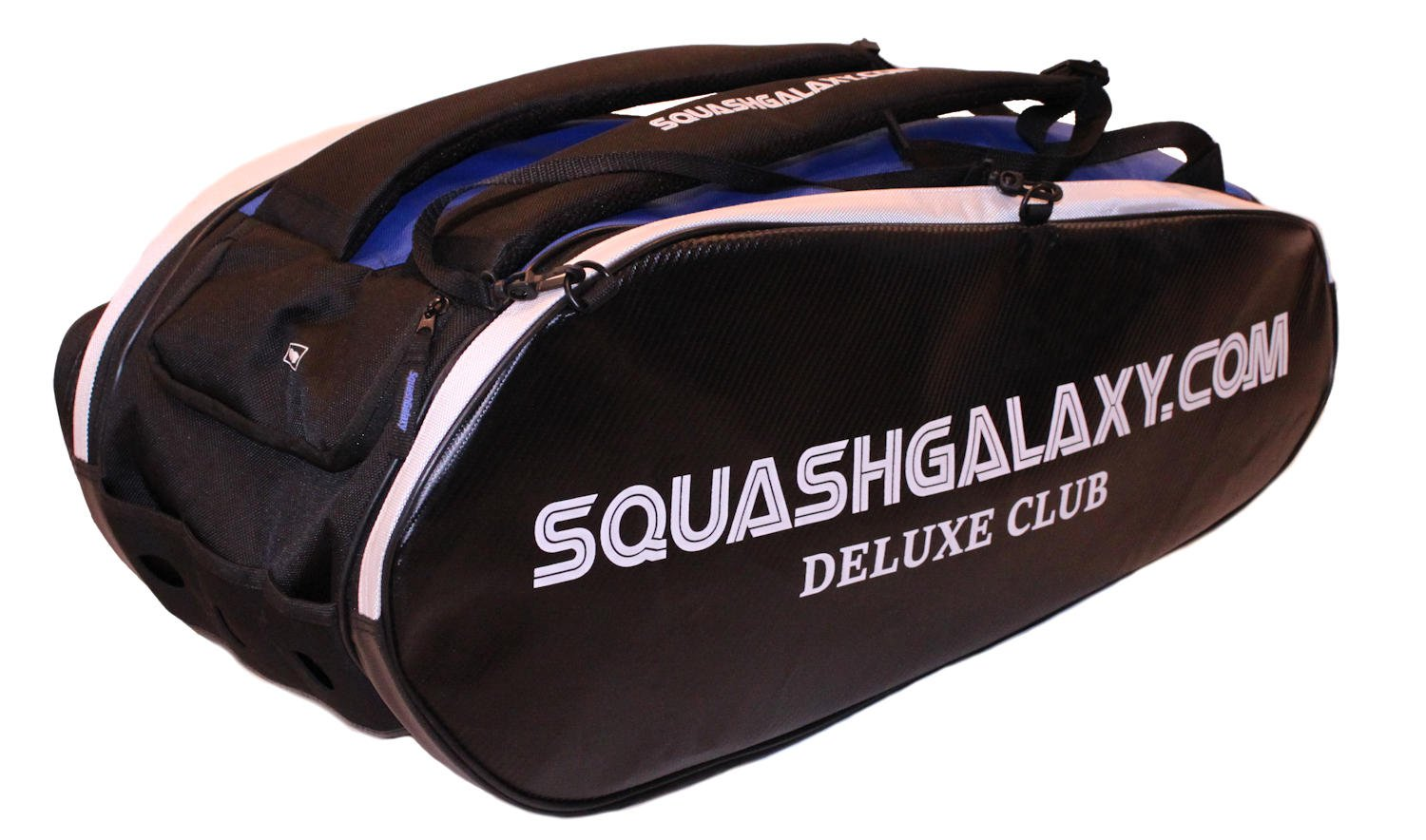 Squash Galaxy Deluxe Club Squash Bag (Ultimate Value)