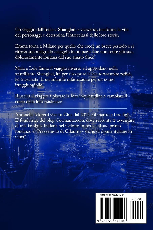 Linquietudine Del Drago Italian Edition Antonella Moretti