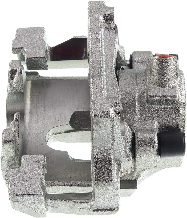 A-Premium Brake Caliper with Bracket Compatible with Mercedes-Benz E320 E350 4Matic AWD Only Front Left Driver Side