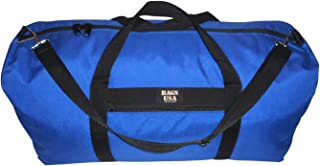 product image for BAGS USA Extra Large Eagle Duffle Bag,tough 1000 Denier Cordura Made in U.s.a. (Blue)