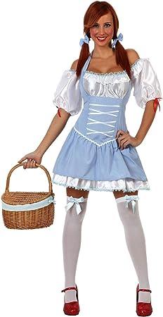 Desconocido Disfraz de pastora para mujer: Amazon.es: Juguetes y ...