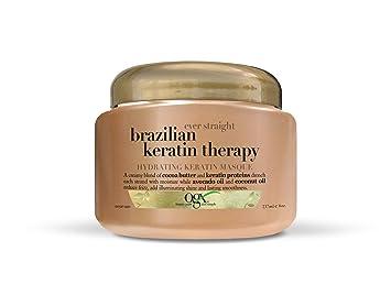 ogx brazilian keratin therapy