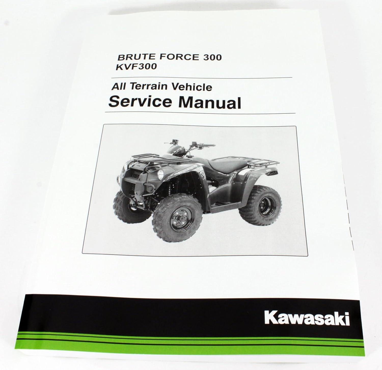 Amazoncom Kawasaki 2012 2018 Brute Force 300 Kvf300