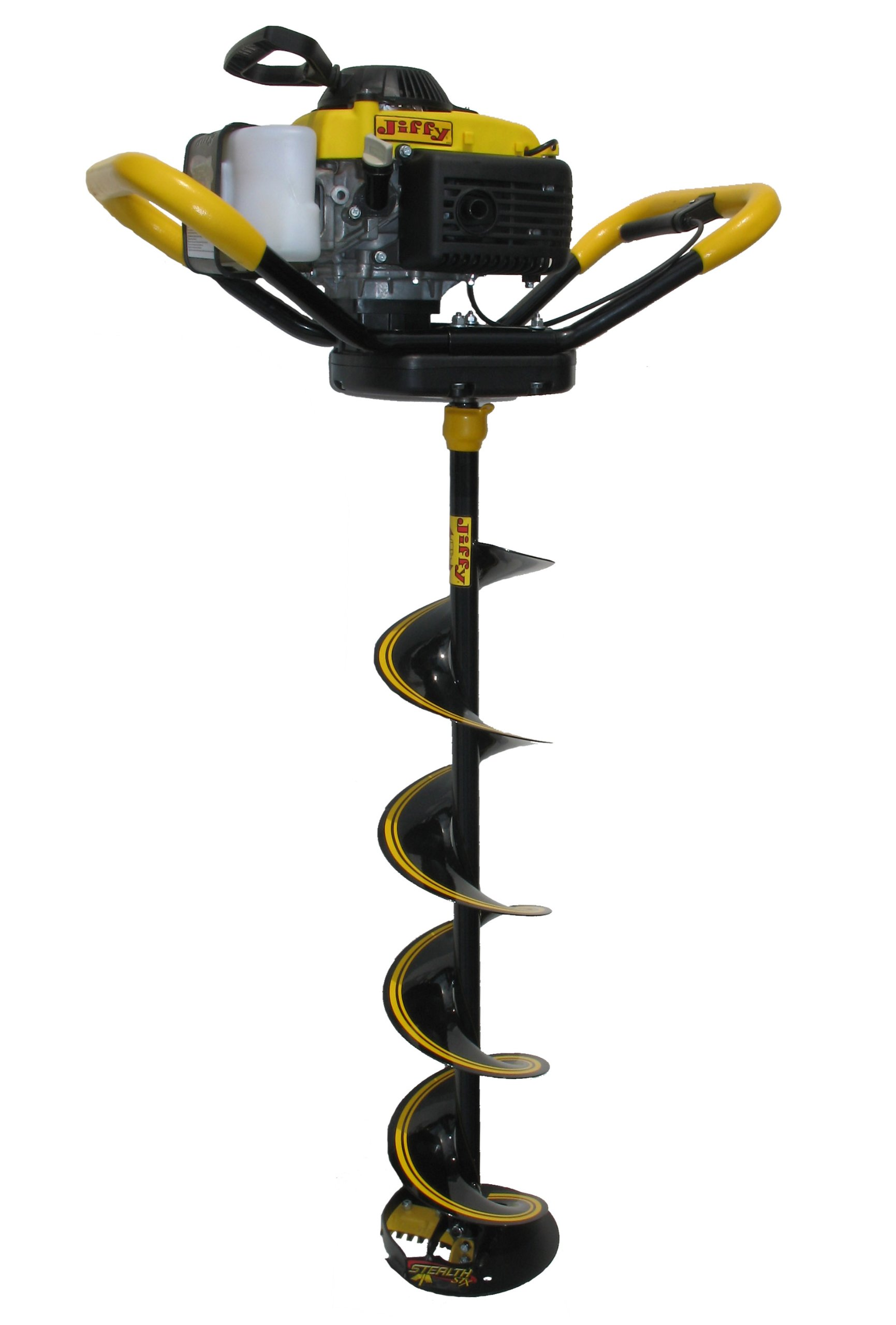 Jiffy 4G 4-Stroke Power Ice Auger