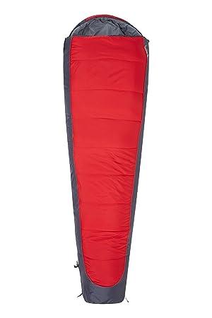 Mountain Warehouse Saco de dormir Microlite 500: Amazon.es: Deportes y aire libre