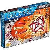 Geomag - 253 - Color - Jeu de Construction - 64 Pièces