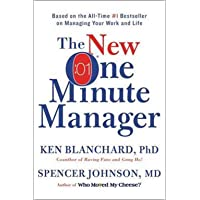 The New One Minute Manager by Spencer Johnson and Ken Blanchard - Hardcover