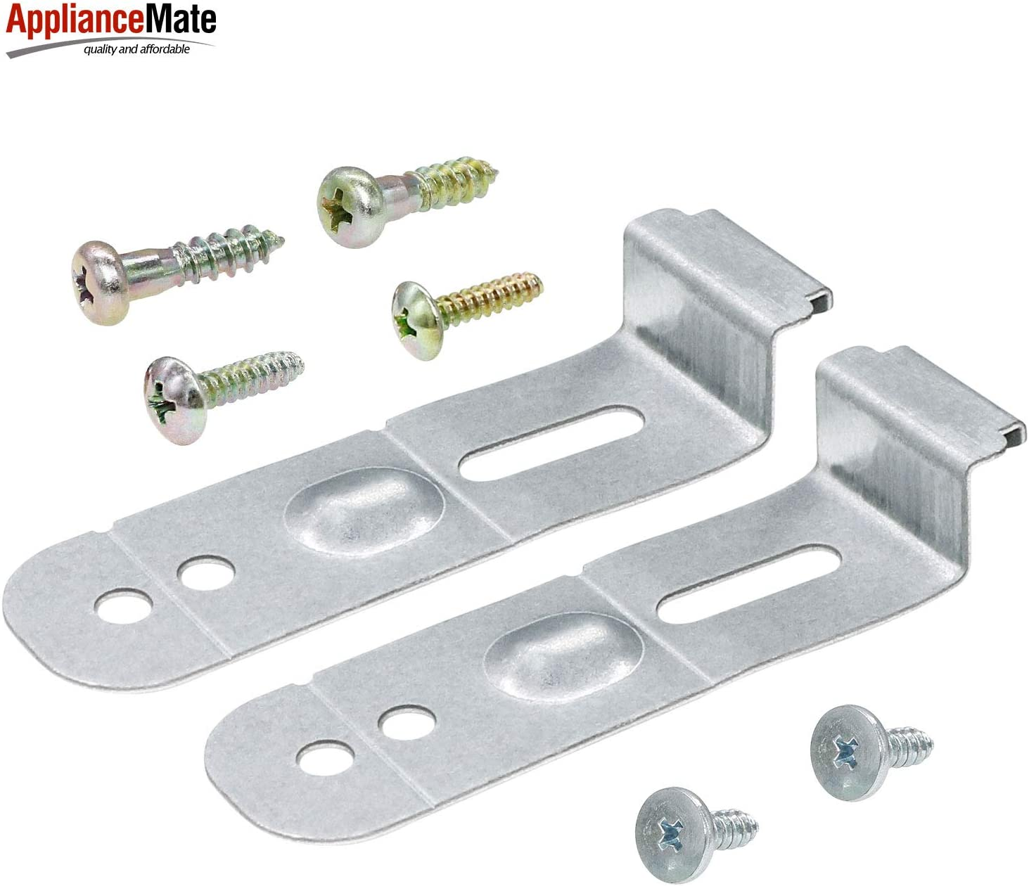 Appliancemate DD94-01002A Dishwasher Assembly-Install Kit fit for Samsung Dishwasher Mounting Bracket